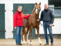 Kronprinz mit Bettina und Norbert